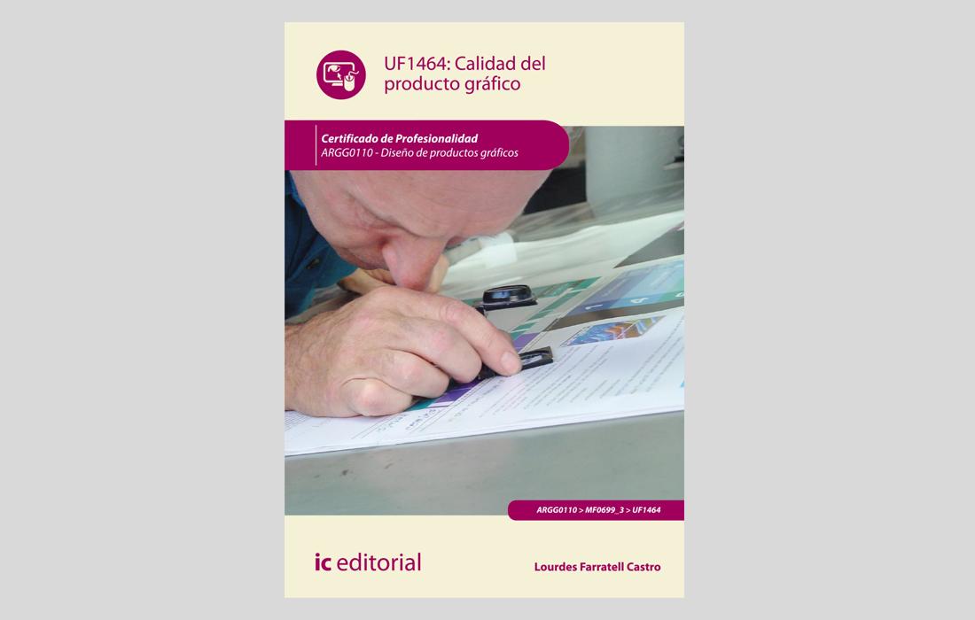 Calidad del producto gráfico, Editorial IC