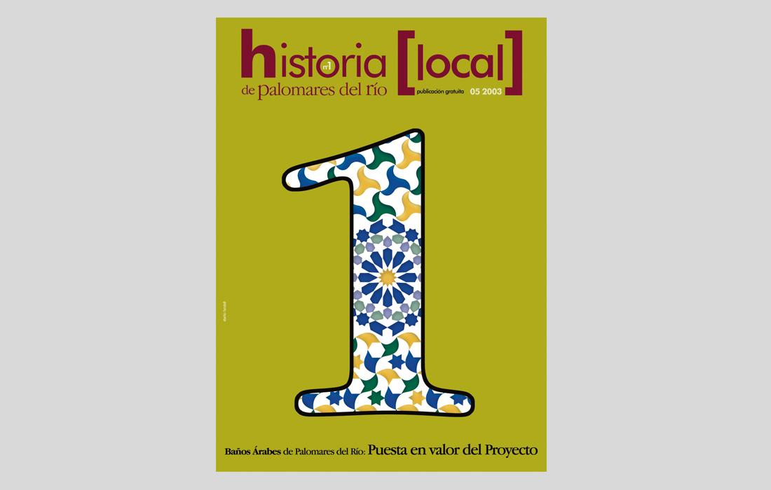 Revista de Historia Local 1. Ayuntamiento de Palomares del Río