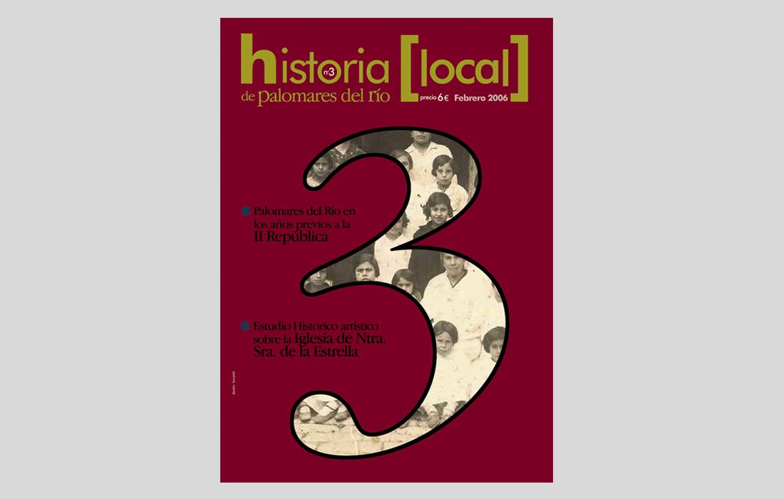 Revista de Historia Local 3 Ayuntamiento de Palomares del Río