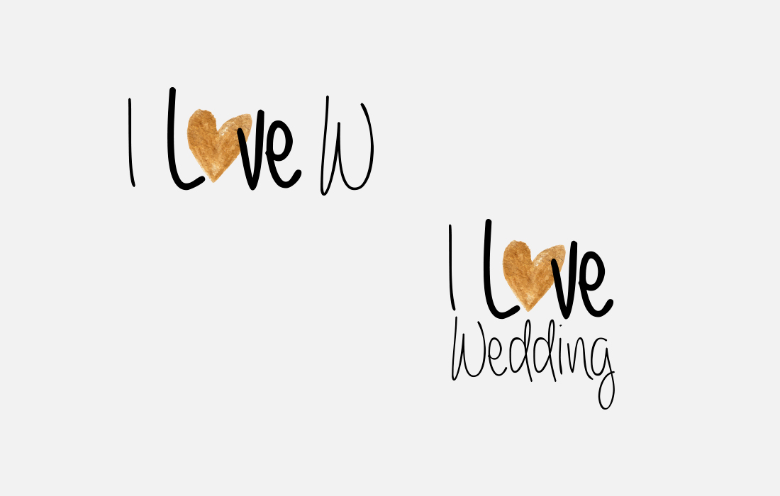 Imagen I Love Wedding